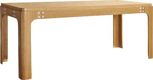 Cliff Couchtisch aus Holz