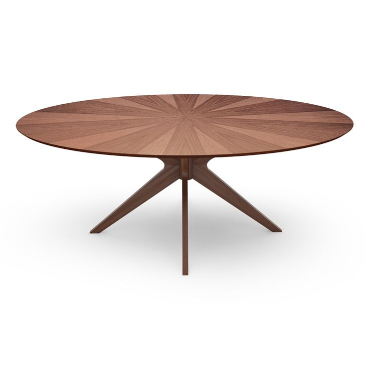 oval dining tables on pinterest oval table modern dining table