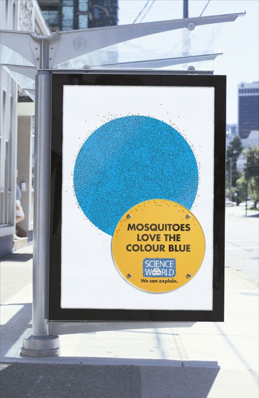 interesting science facts on billboards science world vancouver bc outdoor ooh ads rethink (5)