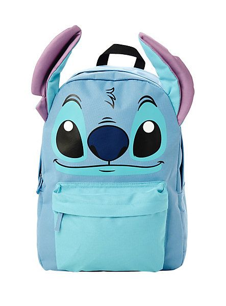 I am a grown up but I feel like I need this backpack - Disney Lilo & Stitch I Am Stitch Backpack |