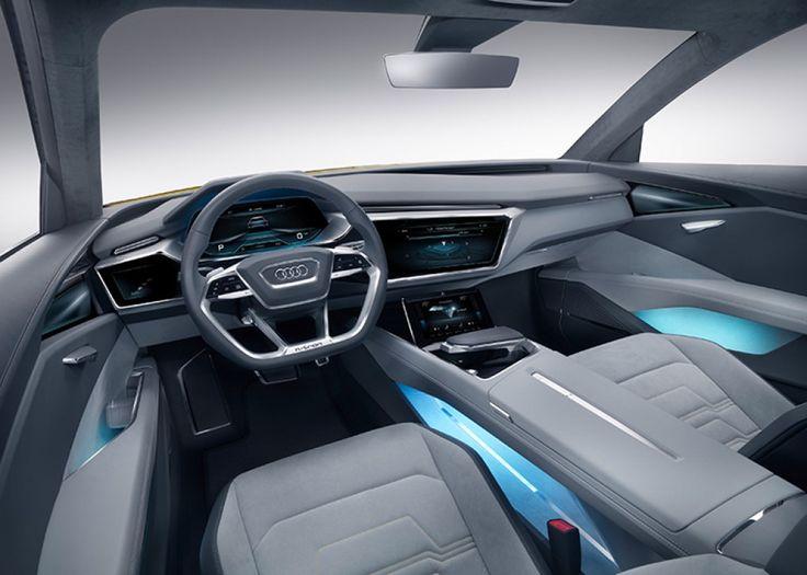#Audi #htron #quattro #concept #NAIAS #NAIAS2016 #Detroit #Cars #Auto #Car #fuelcell #Brennstoffzelle #concept #carporn #instacars #interieur #technology