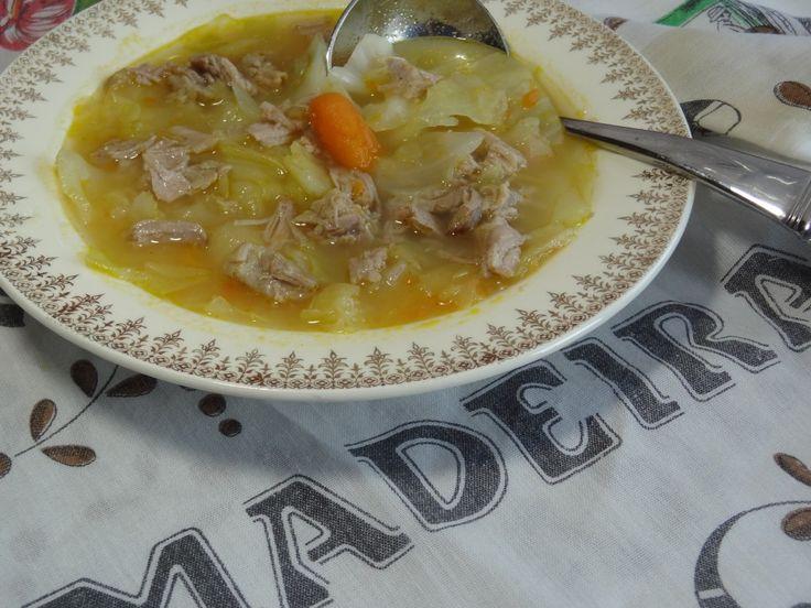 585 best tia marias blog images on pinterest portuguese recipes cabbage vegetable soup sopa de vegetais com couve recipe from tia marias blog forumfinder Gallery