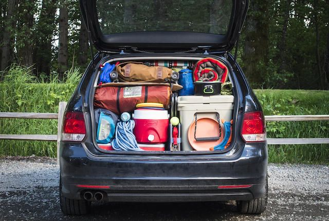 8 Tips for Packing Your Car for a Camping Trip