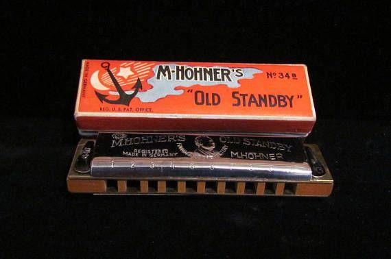 Vintage M  Hohner