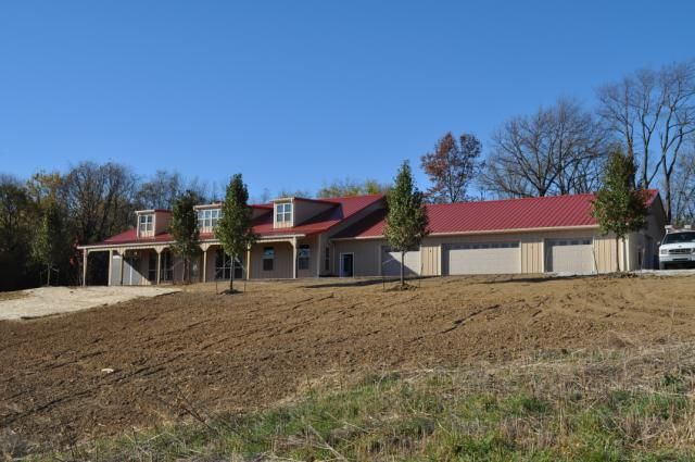Wick Buildings Primary Residence in Illinois