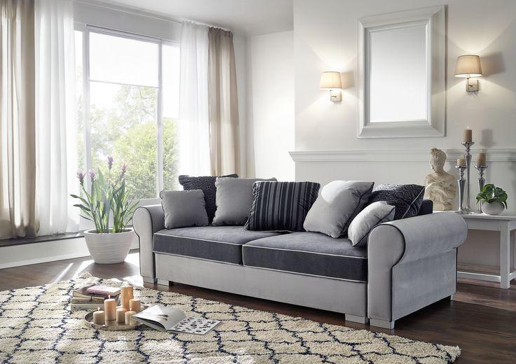 Ein wundervoller Ort zum Entspannen! #möbel #möbelstücke  #wohnzimmer #homeinterior #interiordesign #homedecor #home #decor #einrichtung #furniture #livingroom #livingroomideas #ideas #comfort #relax #upholstered #gepolstert #entspannung #stressless #gemütlich #comfy #comfort #cosy #couch #sofa #massivmoebel24