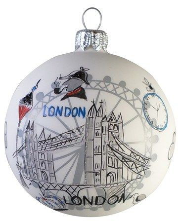 Nordstrom At Home 'Travel' Handblown Glass Ball Ornament https://api.shopstyle.com/action/apiVisitRetailer?id=601629324&pid=uid8100-34415590-43