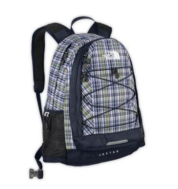 The North Face Jester Backpack The Jester features comfort and organization  making it ideal for all