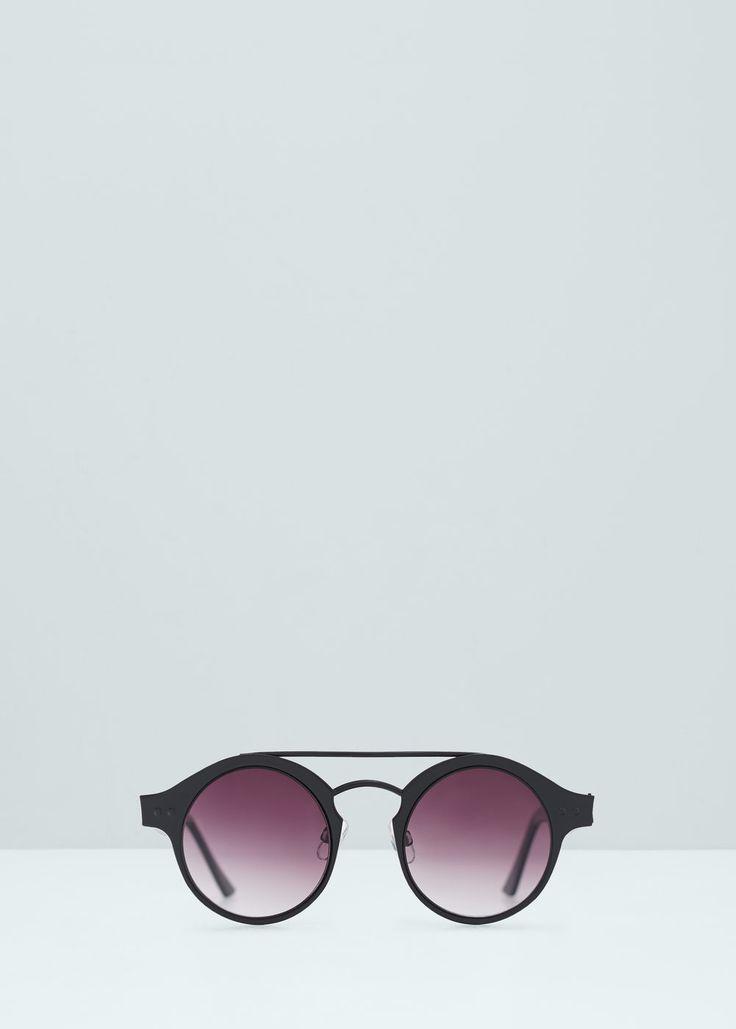 Occhiali da sole stondati - Occhiali da sole  da Donna   MANGO Italia