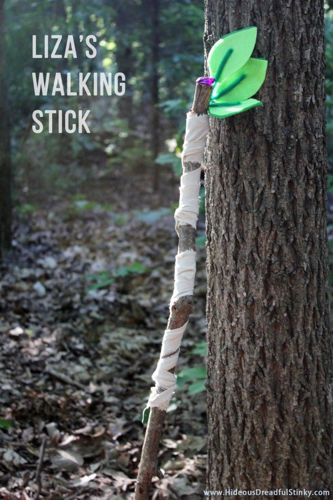 Animal Jam Walking Stick Tutorial! @marigoldhaske