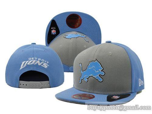 NFL Detroit Lions Snapback Hats 2015 Draft Retro 04