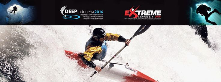 DEEP Indonesia show is a representation of all underwater and ocean related activities in Indonesia. #expoindonesia