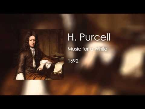 3. Music for a While - Purcell - YouTube