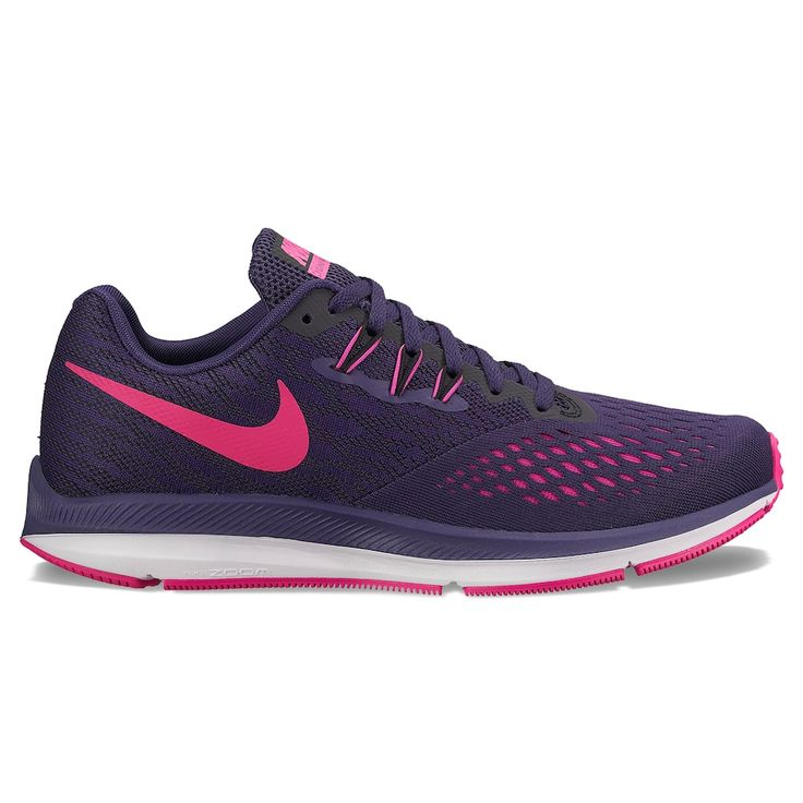 Nike Zoom Winflo 4 Women's Running Shoes, Purple