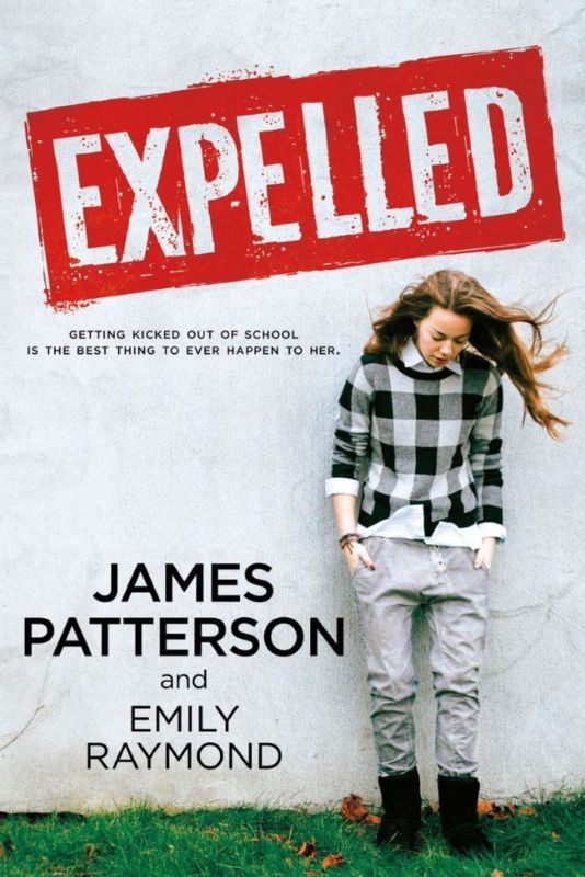 Turning The Pages: Read Our Review of James Patterson's 'Expelled' & Win A Copy http://fangirlish.com/turning-pages-read-review-james-pattersons-expelled-win-copy/