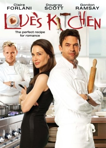 Really cute movie centered in England - Claire Forlani, Gordon Ramsey and Dougray Scott