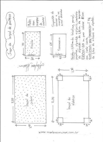 Esquema de modelagem de jogo de lençol de solteiro.