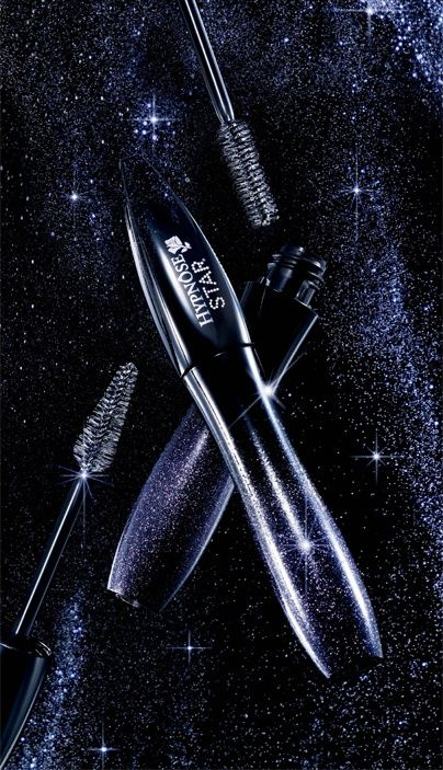 Show-stopping fringe, any way you look at it. Love the ingenious, dual-sided wand. Lancôme Hypnôse Star Mascara. #Sephora #SephoraHotNow
