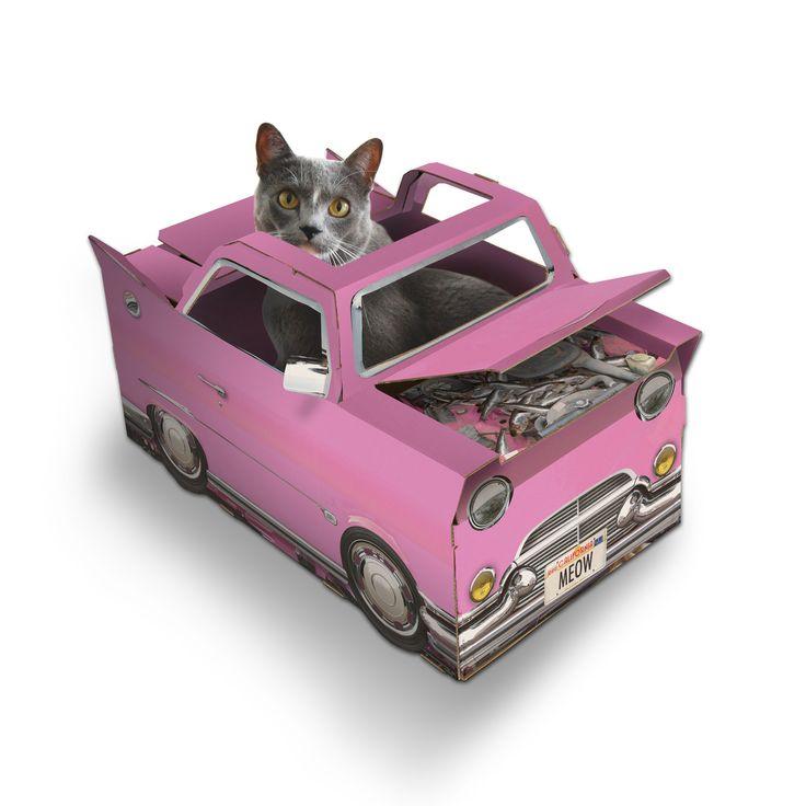 """suck UK 10.63"""" Catillac Cat Playhouse"""