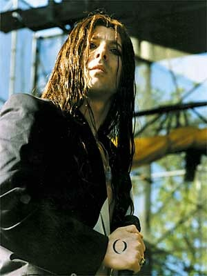 Maynard James Keenan. Not sure if its the talent, intelligence or eccentricity that draws me.