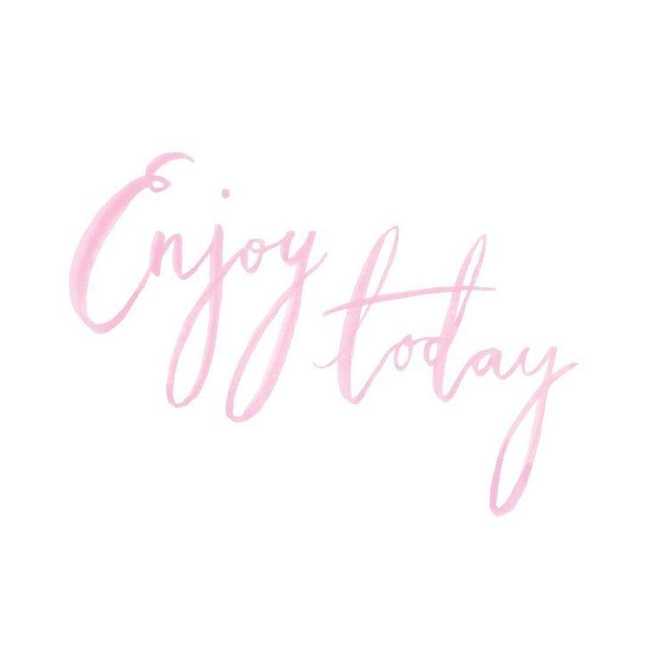 #kgoletters: Enjoy your weekend lovely ones!