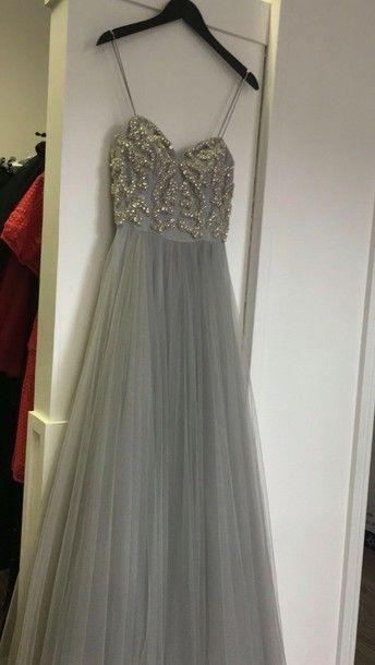 Charming Prom Dress,Spaghetti Straps Prom Dress,Long Prom Dress,Tulle