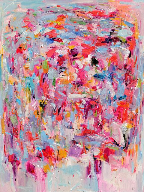 Yangyang Pan: Wall Art, Painting Art, Abstract Art, Art Prints, Yangyang Pan, Art Painting, Oil Painting, Bright Colors, Art Wall