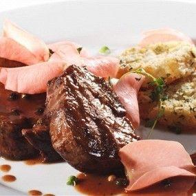Соус из красного вина к мясу