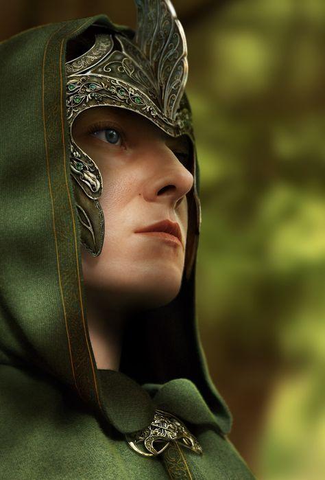 Lothlorian Elf