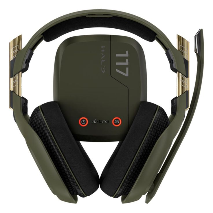 Halo Edition A50 Wireless Xbox One and Receiver