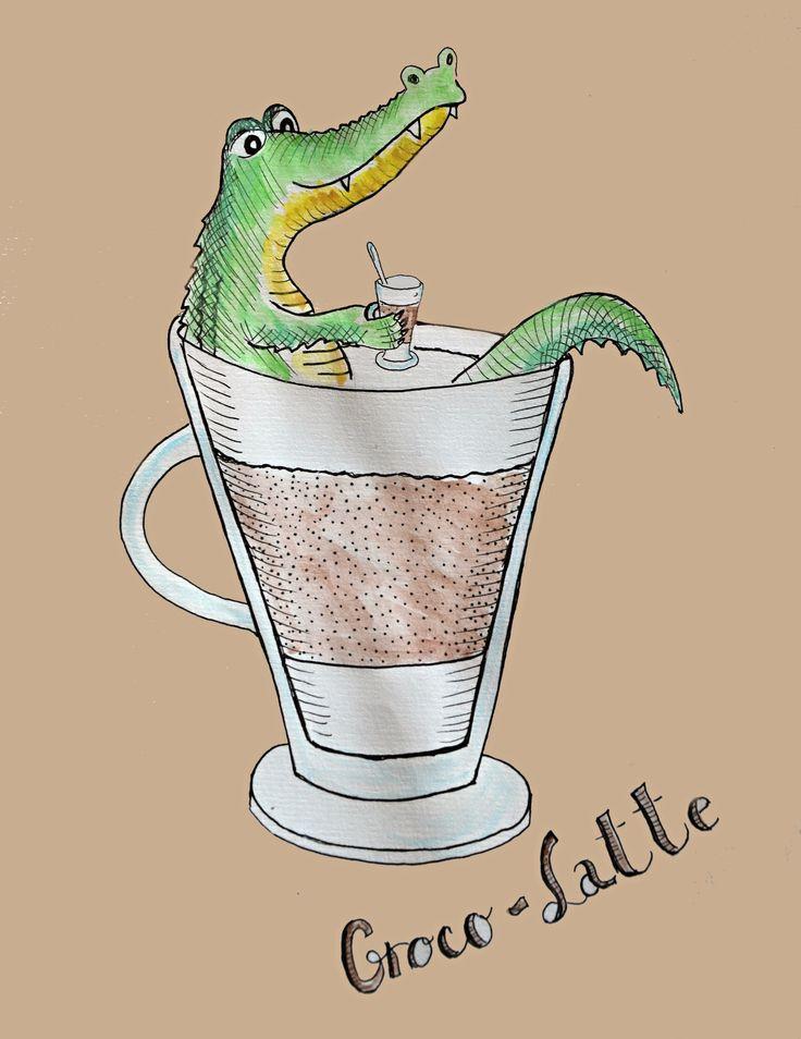 Saturday morning latte