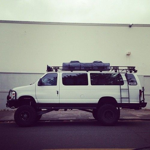 17 Best Images About 4wheel Drive Vans On Pinterest