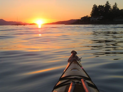 Sea Kayak Rentals- Sunshine Coast B.C. Roberts Creek, Pender Harbour