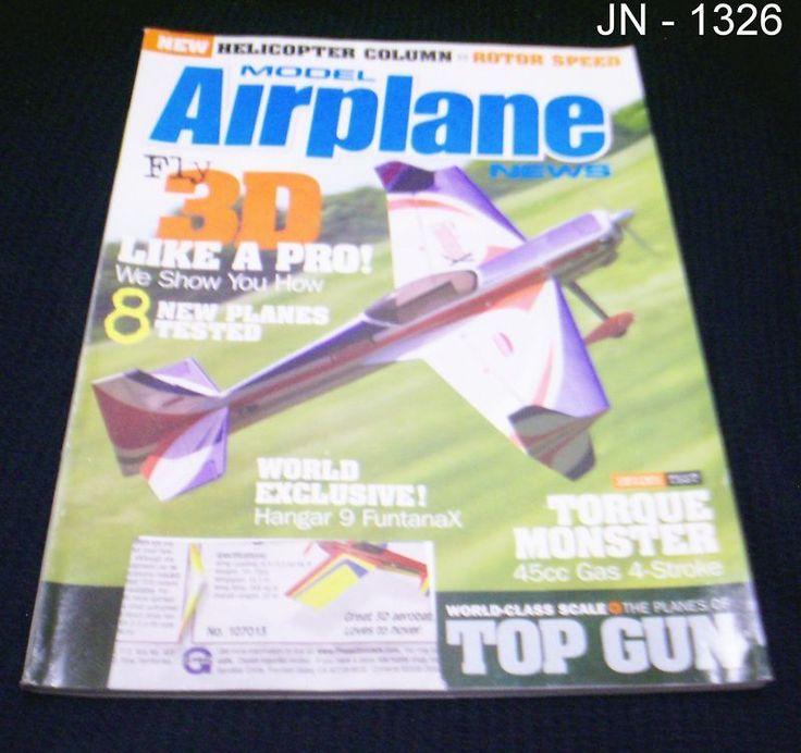 Model Airplane News Magazine - September 2006
