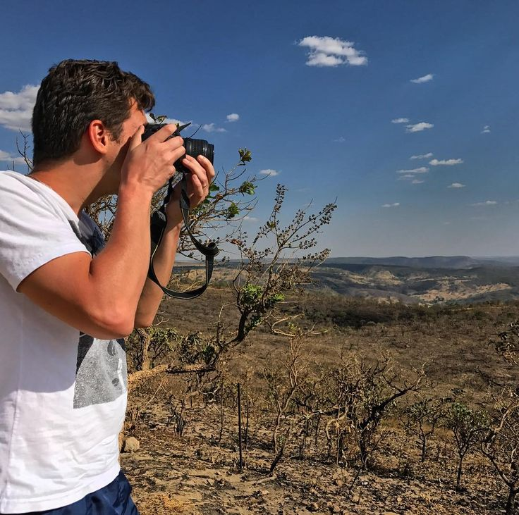 O Erick estava fotografando o mirante do Ventilador e eu não pude deixar esse clique passar né? Foi lá em Pirenópolis em Goiás #mydestinationanywhere