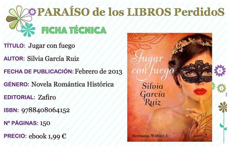 Jugar con fuego ha sido reeditada por Zafiro con motivo del lanzamiento de la segunda entrega de la serie Las Hermanas Withler. Silvia García Ruiz es la encargada de escribir este novela romántica…