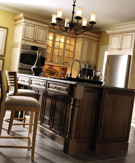 25+ Best Ideas About Thomasville Kitchen Cabinets On