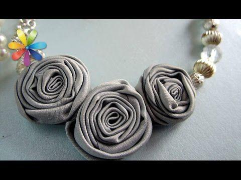 Стильное и модное ожерелье из текстиля – Все буде добре. Выпуск 701 от 09.11.15 - YouTube