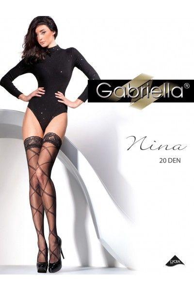 Pończochy Nina Gabriella