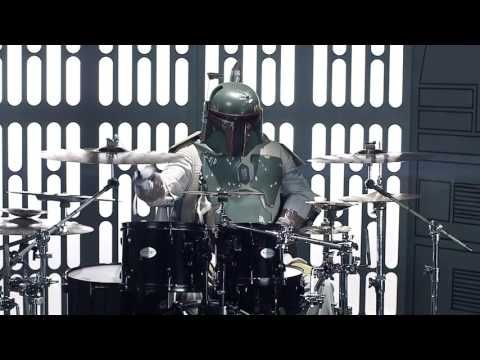 Star Wars metal band Galactic Empire play the Star Wars theme in full - Feature…