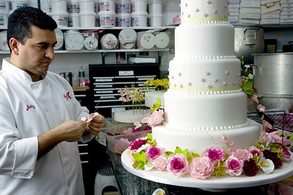 Cake Boss: Crazy over this show. Reminds me of my dad, who was from Brooklyn. Need to visit the bakery!