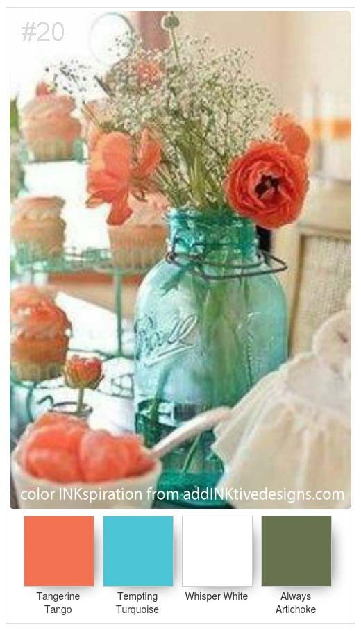 Colour inspiration from #addinktivedesigns