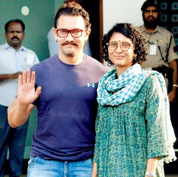 Shah Rukh Khan flies down to help swine flu's latest victim Aamir Khan