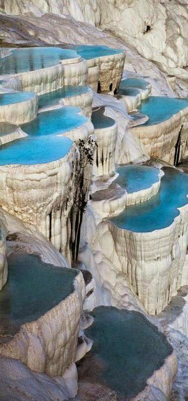 Pamukkale, Turkey-Thermal Pools