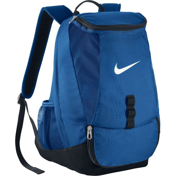 Nike Club Team Swoosh Soccer Backpack, Blue