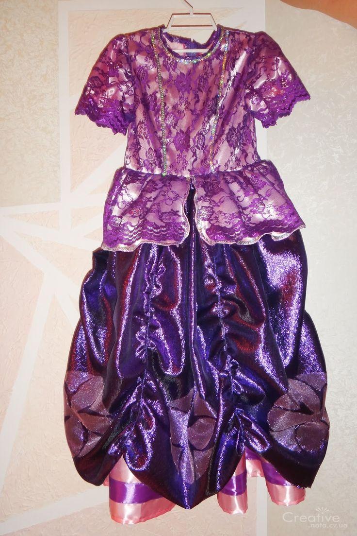 Платье принцессы Софии - creative