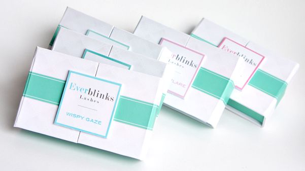 Review Everblinks lashes