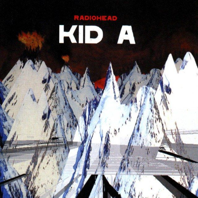 Kid A is the fourth studio album by the English rock band Radiohead, released in October 2000 by the Parlophone label. A commercial success worldwide, Kid A went platinum in its first week of release
