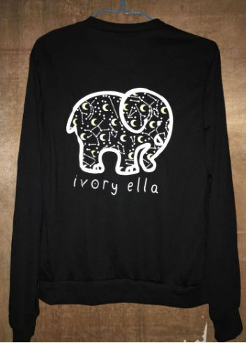Modern Tee - Elephant by VIDA VIDA Amazon Cheap Online Sale Cheap Prices From China Free Shipping Low Price MCE7NL