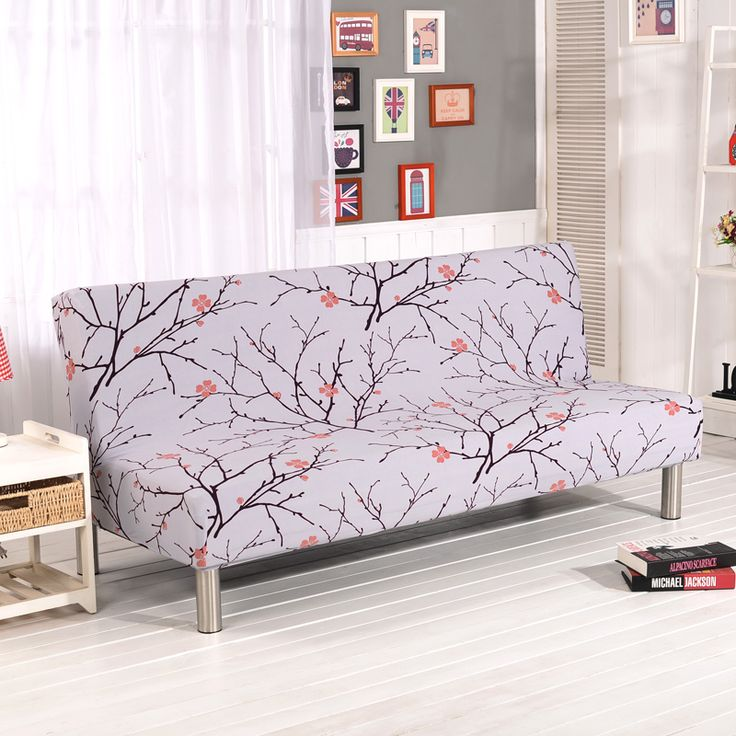 Folding Sofa Covers Elastic Armless Sofa Covers Furniture Cover Sofa Bed  Covers For Living Room Nines Part 72